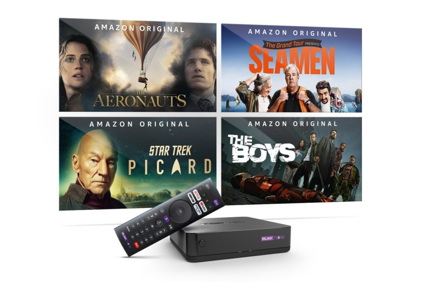 nowy Play NOW TV BOX