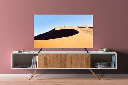 55-calowy telewizor