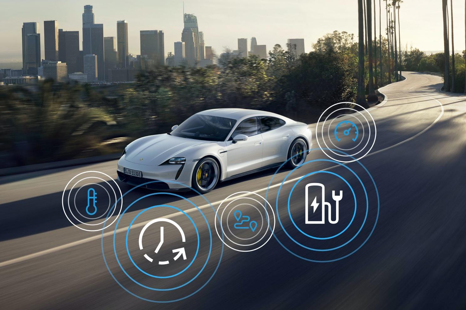 Porsche Taycan wkrótce będzie jeszcze lepsze i trochę szybsze