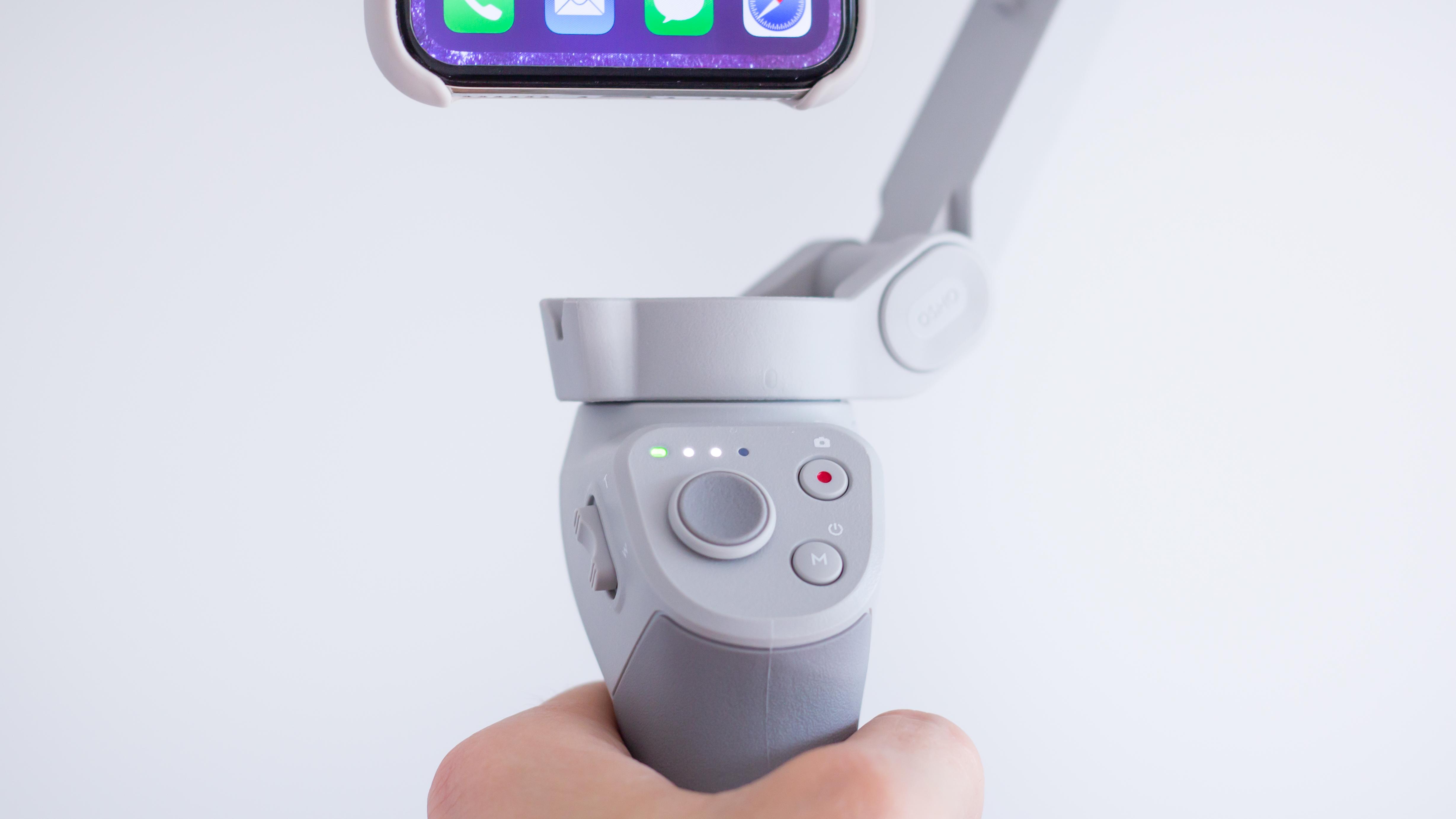 Niezbędnik vlogera! Premiera DJI Osmo Mobile 4