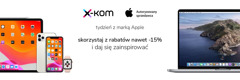 promocja x-kom Apple