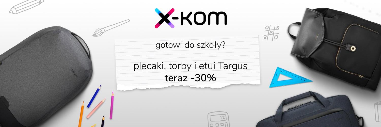 promocja x-kom Targus