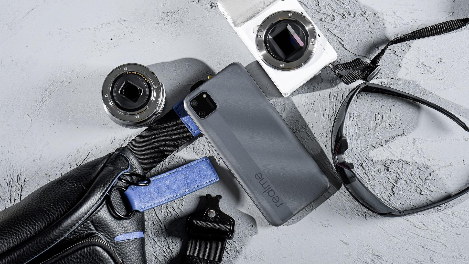 smartfon realme C11 smartphone