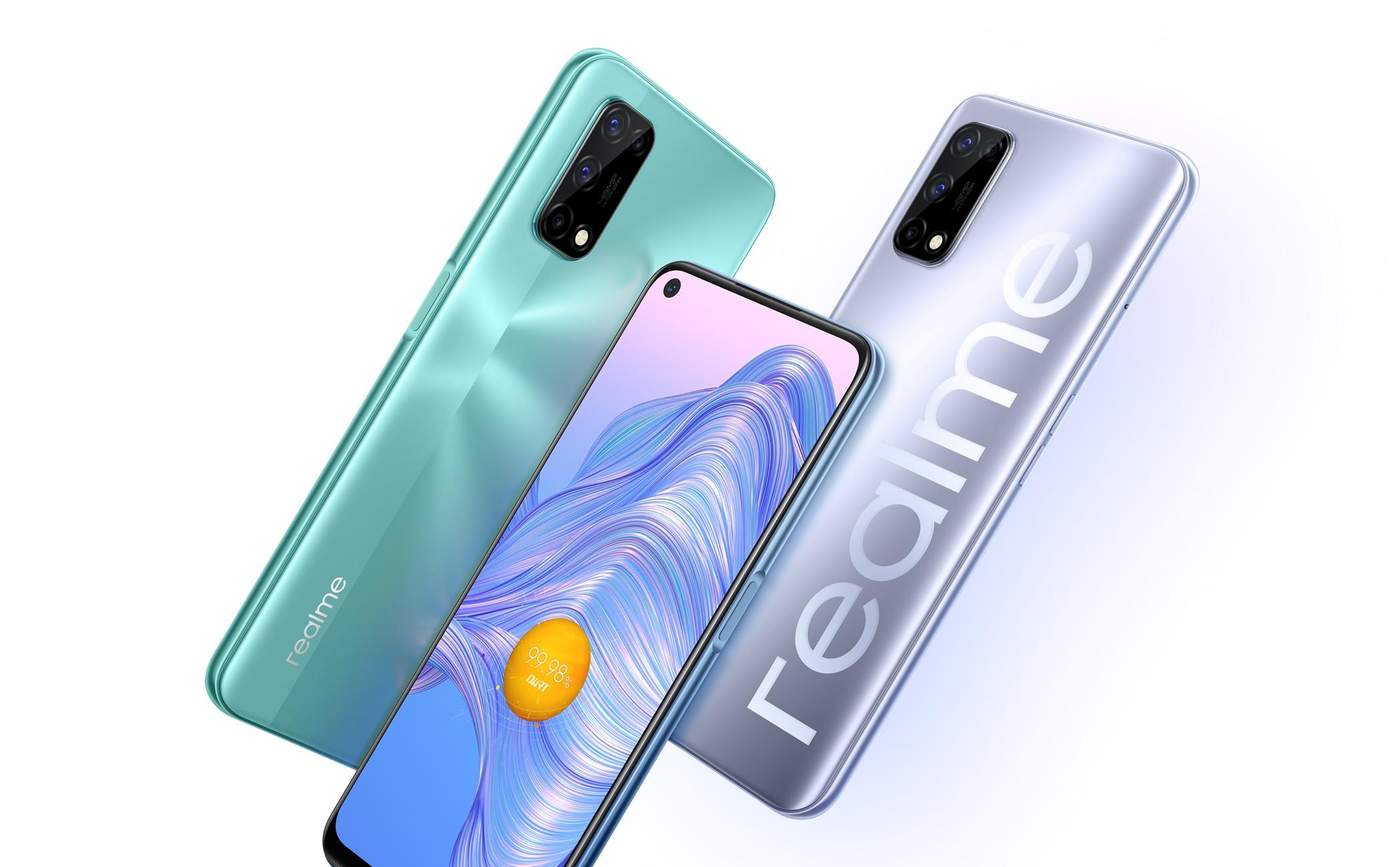 smartfon realme V5 5G smartphone