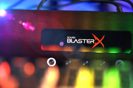 Creative Sound Blaster X Katana - najlepszy soundbar do grania!