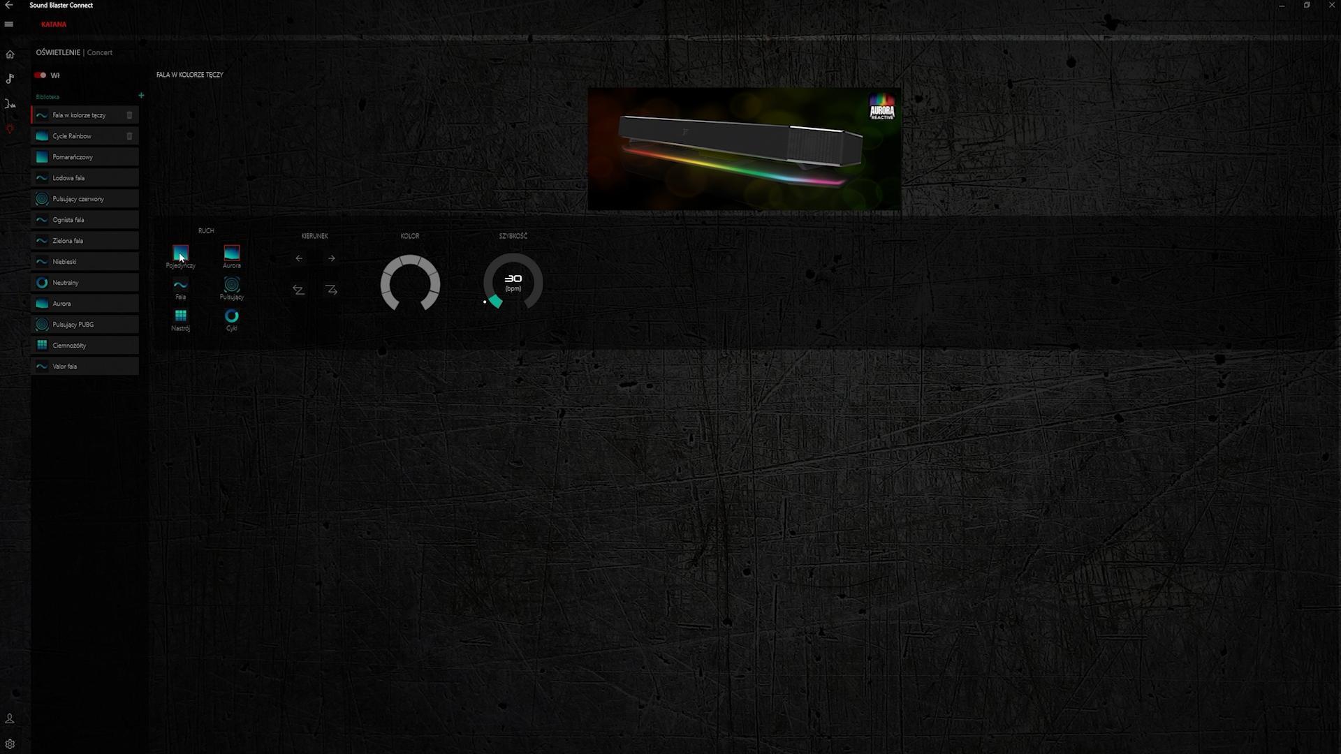 Creative Sound Blaster X Katana - najlepszy soundbar do grania! 28 Creative Sound Blaster X Katana