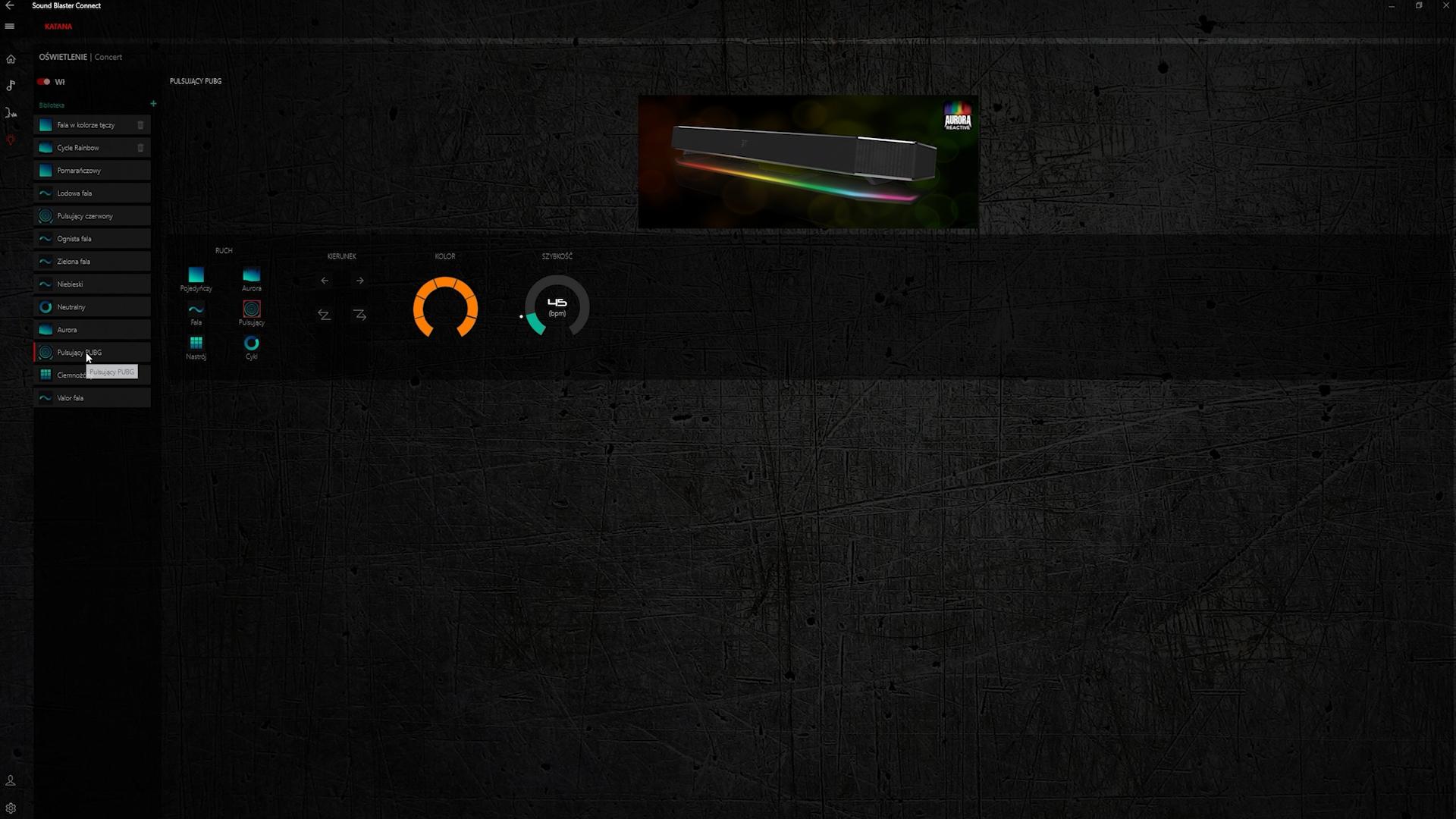 Creative Sound Blaster X Katana - najlepszy soundbar do grania! 29 Creative Sound Blaster X Katana