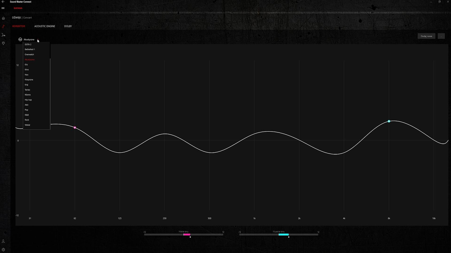 Creative Sound Blaster X Katana - najlepszy soundbar do grania! 30 Creative Sound Blaster X Katana