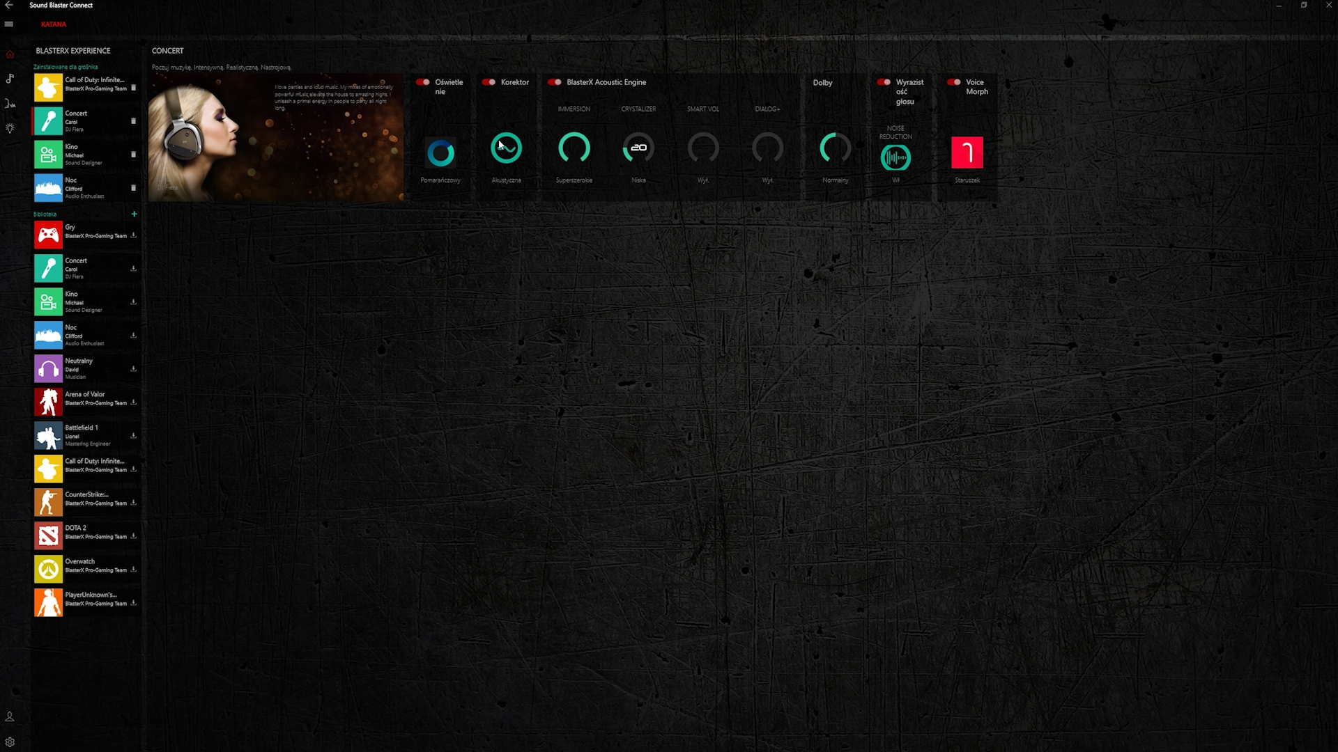 Creative Sound Blaster X Katana - najlepszy soundbar do grania! 31 Creative Sound Blaster X Katana