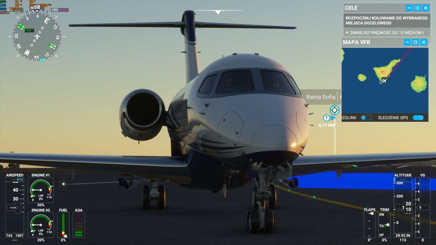 Posiadasz kartę Nvidia? Zaktualizuj sterownik, jeśli chcesz grać w Microsoft Flight Simulator