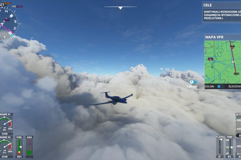 Woooow! Tylko tyle mam do powiedzenia. Recenzja Microsoft Flight Simulator 2020