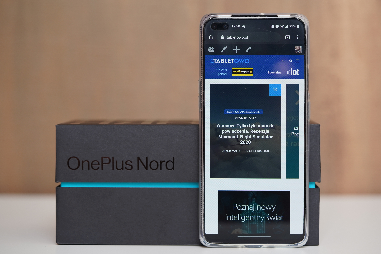 smartfon OnePlus Nord smartphone