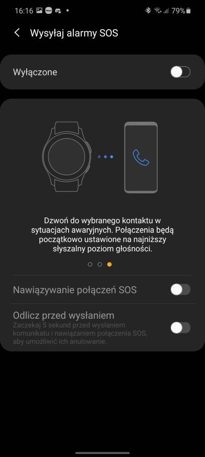 Chciałabym, żeby działał dłużej - taki jest fajny. Recenzja Samsung Galaxy Watch 3 67 samsung galaxy watch 3