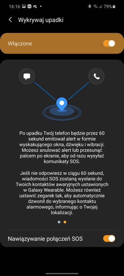 Chciałabym, żeby działał dłużej - taki jest fajny. Recenzja Samsung Galaxy Watch 3 69 samsung galaxy watch 3
