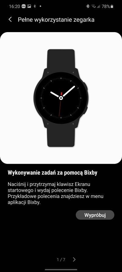 Chciałabym, żeby działał dłużej - taki jest fajny. Recenzja Samsung Galaxy Watch 3 162 samsung galaxy watch 3