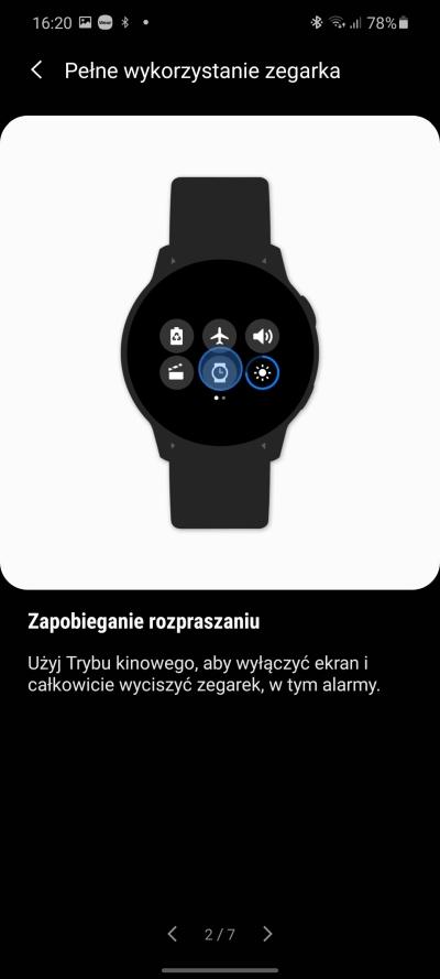 Chciałabym, żeby działał dłużej - taki jest fajny. Recenzja Samsung Galaxy Watch 3 163 samsung galaxy watch 3
