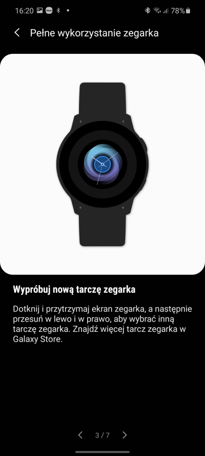 Chciałabym, żeby działał dłużej - taki jest fajny. Recenzja Samsung Galaxy Watch 3 164 samsung galaxy watch 3