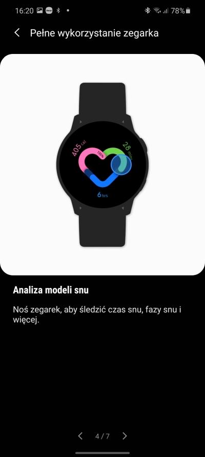 Chciałabym, żeby działał dłużej - taki jest fajny. Recenzja Samsung Galaxy Watch 3 165 samsung galaxy watch 3