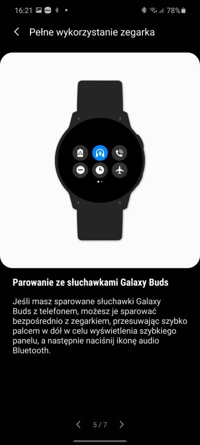 Chciałabym, żeby działał dłużej - taki jest fajny. Recenzja Samsung Galaxy Watch 3 166 samsung galaxy watch 3