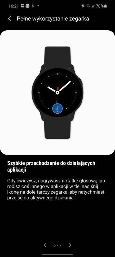 Chciałabym, żeby działał dłużej - taki jest fajny. Recenzja Samsung Galaxy Watch 3 167 samsung galaxy watch 3