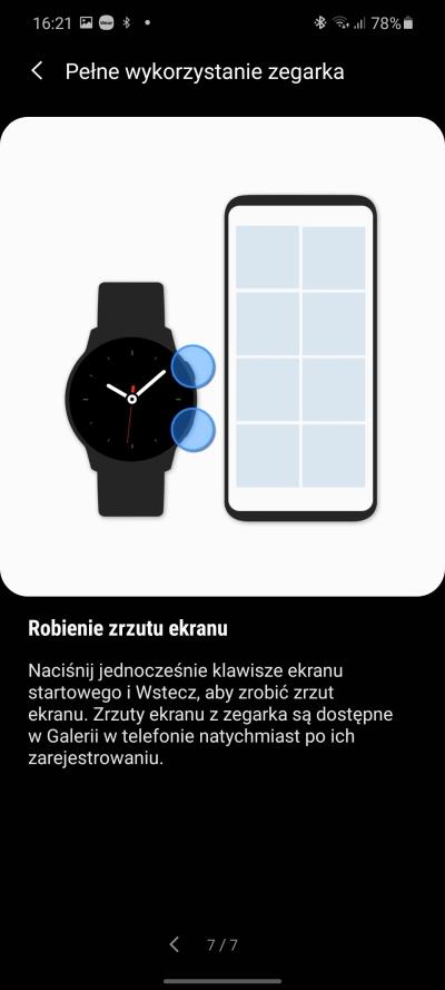 Chciałabym, żeby działał dłużej - taki jest fajny. Recenzja Samsung Galaxy Watch 3 168 samsung galaxy watch 3