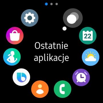 Chciałabym, żeby działał dłużej - taki jest fajny. Recenzja Samsung Galaxy Watch 3 139 samsung galaxy watch 3