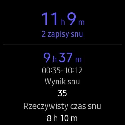 Chciałabym, żeby działał dłużej - taki jest fajny. Recenzja Samsung Galaxy Watch 3 156 samsung galaxy watch 3