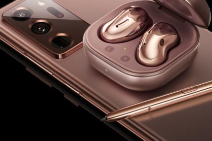Samsung Galaxy Buds Live - słuchawki inne niż wszystkie. Fasolki z ANC 16