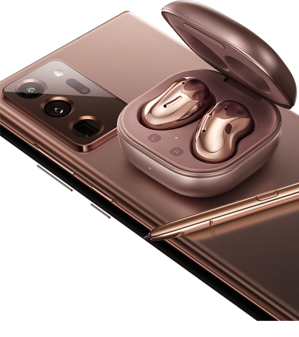 Samsung Galaxy Buds Live - słuchawki inne niż wszystkie. Fasolki z ANC 18 Samsung Galaxy Buds Live