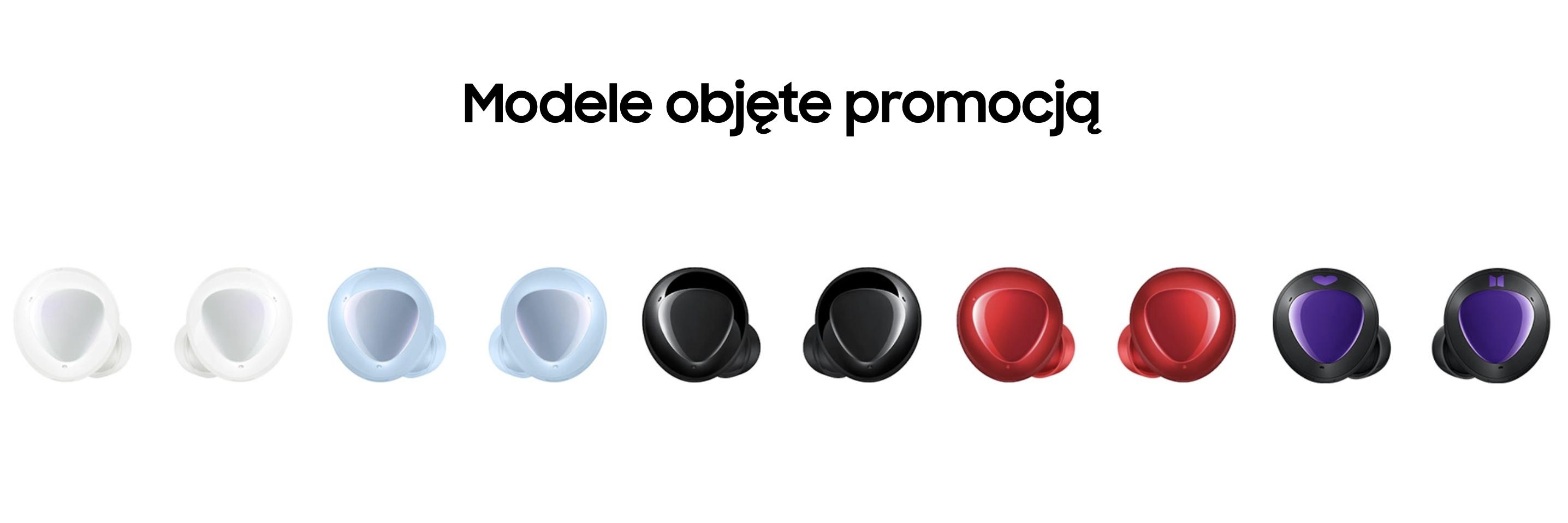 Samsung Galaxy Buds+ – promocja.