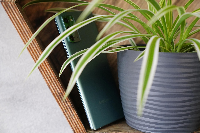 Galaxy Note 20 jeszcze nie ostygł po premierze, a Samsung ma już dla niego poprawki