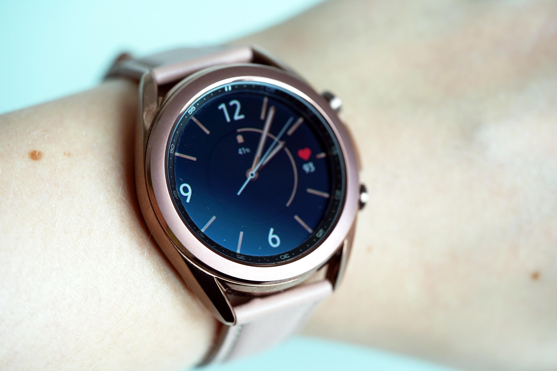 Chciałabym, żeby działał dłużej - taki jest fajny. Recenzja Samsung Galaxy Watch 3 19 samsung galaxy watch 3