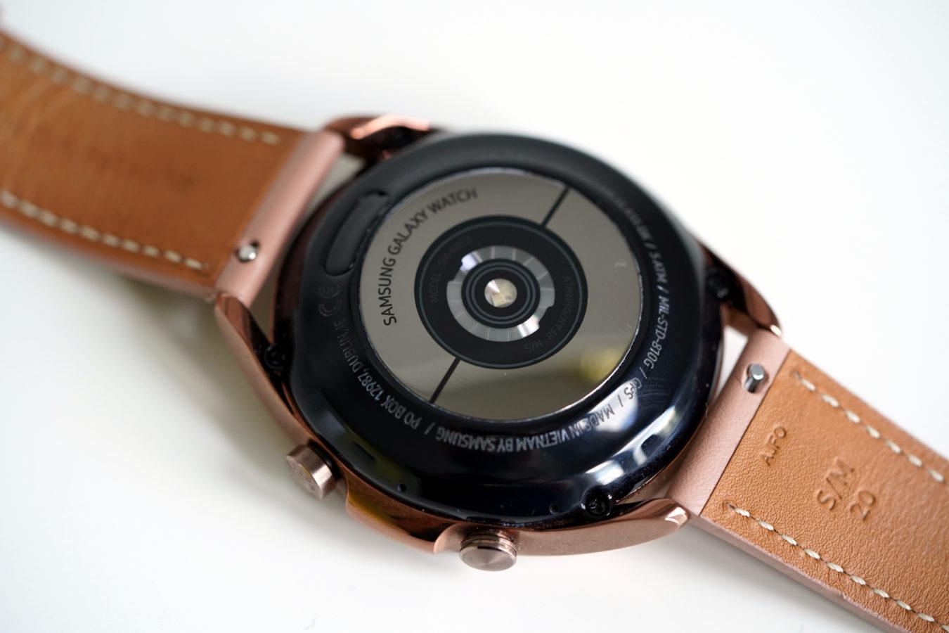 Chciałabym, żeby działał dłużej - taki jest fajny. Recenzja Samsung Galaxy Watch 3 40 samsung galaxy watch 3