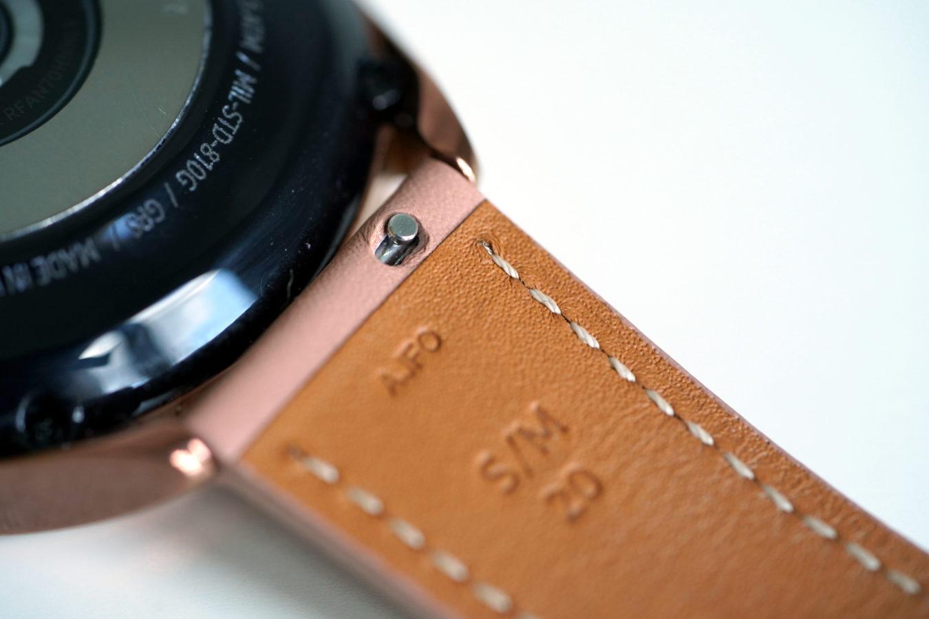 Chciałabym, żeby działał dłużej - taki jest fajny. Recenzja Samsung Galaxy Watch 3 41 samsung galaxy watch 3