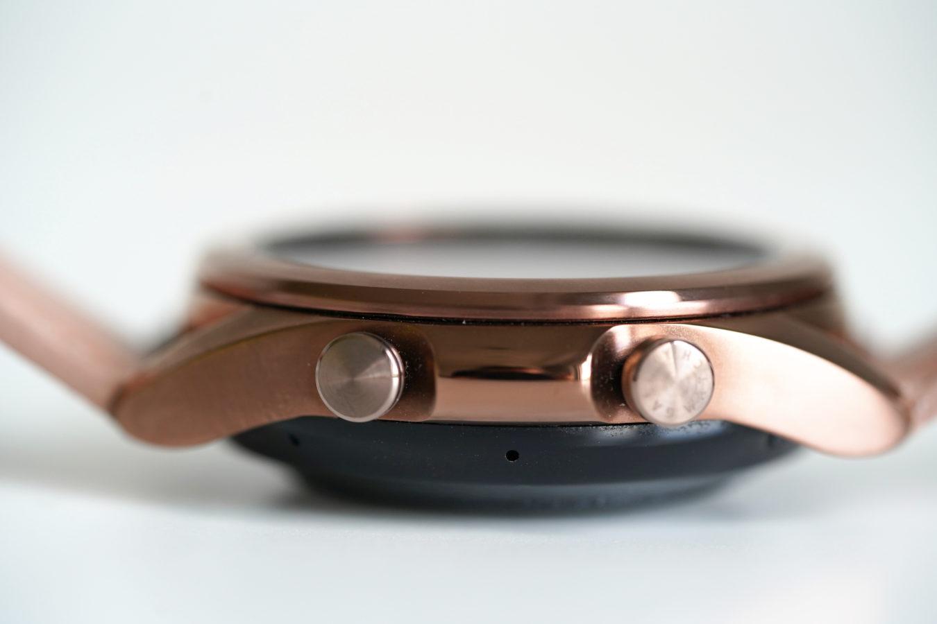 Chciałabym, żeby działał dłużej - taki jest fajny. Recenzja Samsung Galaxy Watch 3 29 samsung galaxy watch 3