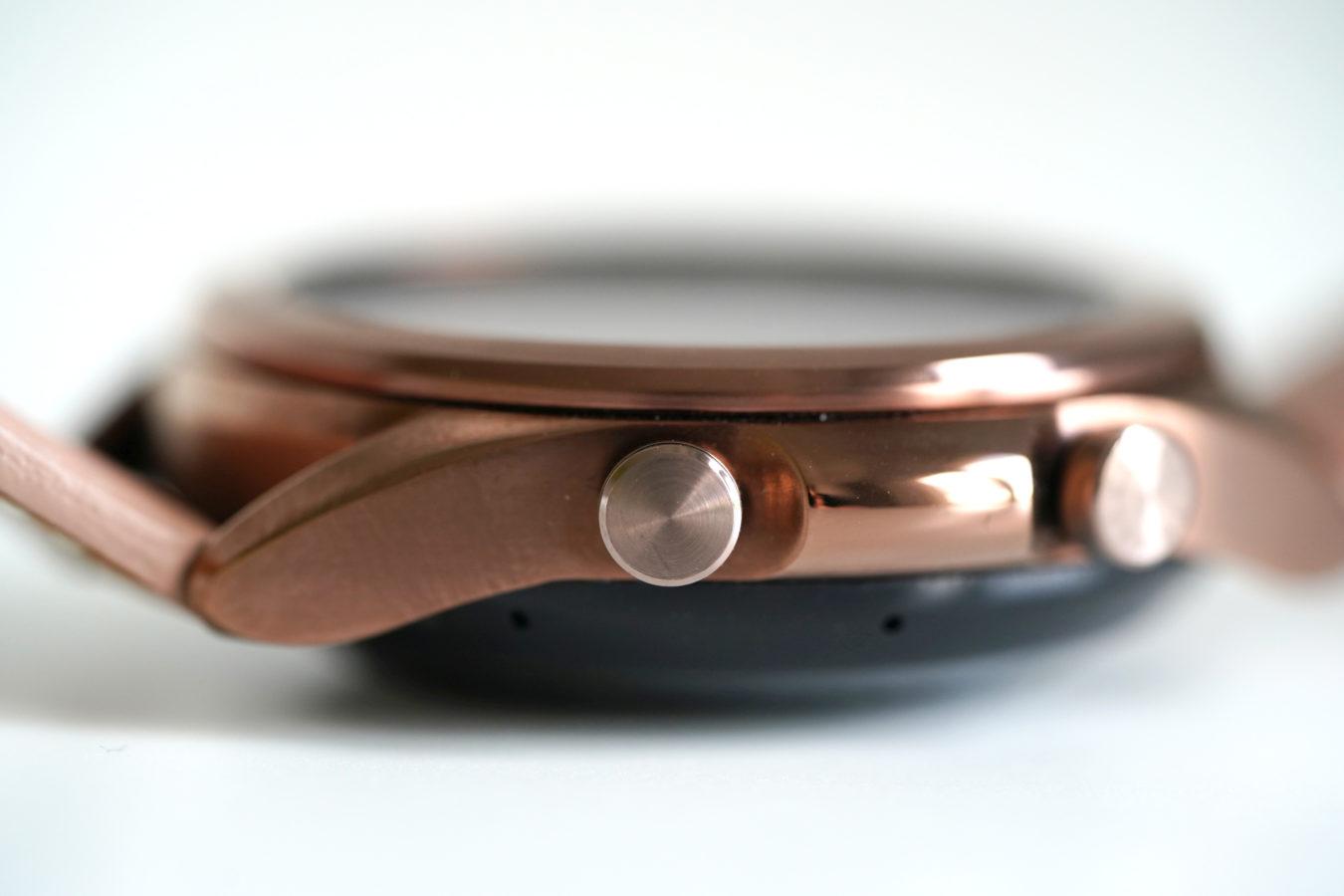 Chciałabym, żeby działał dłużej - taki jest fajny. Recenzja Samsung Galaxy Watch 3 30 samsung galaxy watch 3