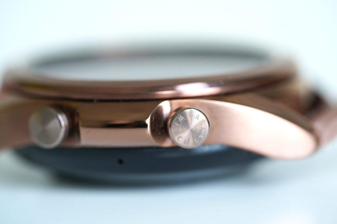 Chciałabym, żeby działał dłużej - taki jest fajny. Recenzja Samsung Galaxy Watch 3 32 samsung galaxy watch 3