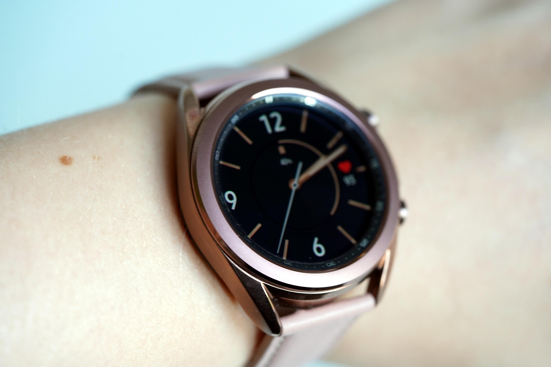 Chciałabym, żeby działał dłużej - taki jest fajny. Recenzja Samsung Galaxy Watch 3 171 samsung galaxy watch 3