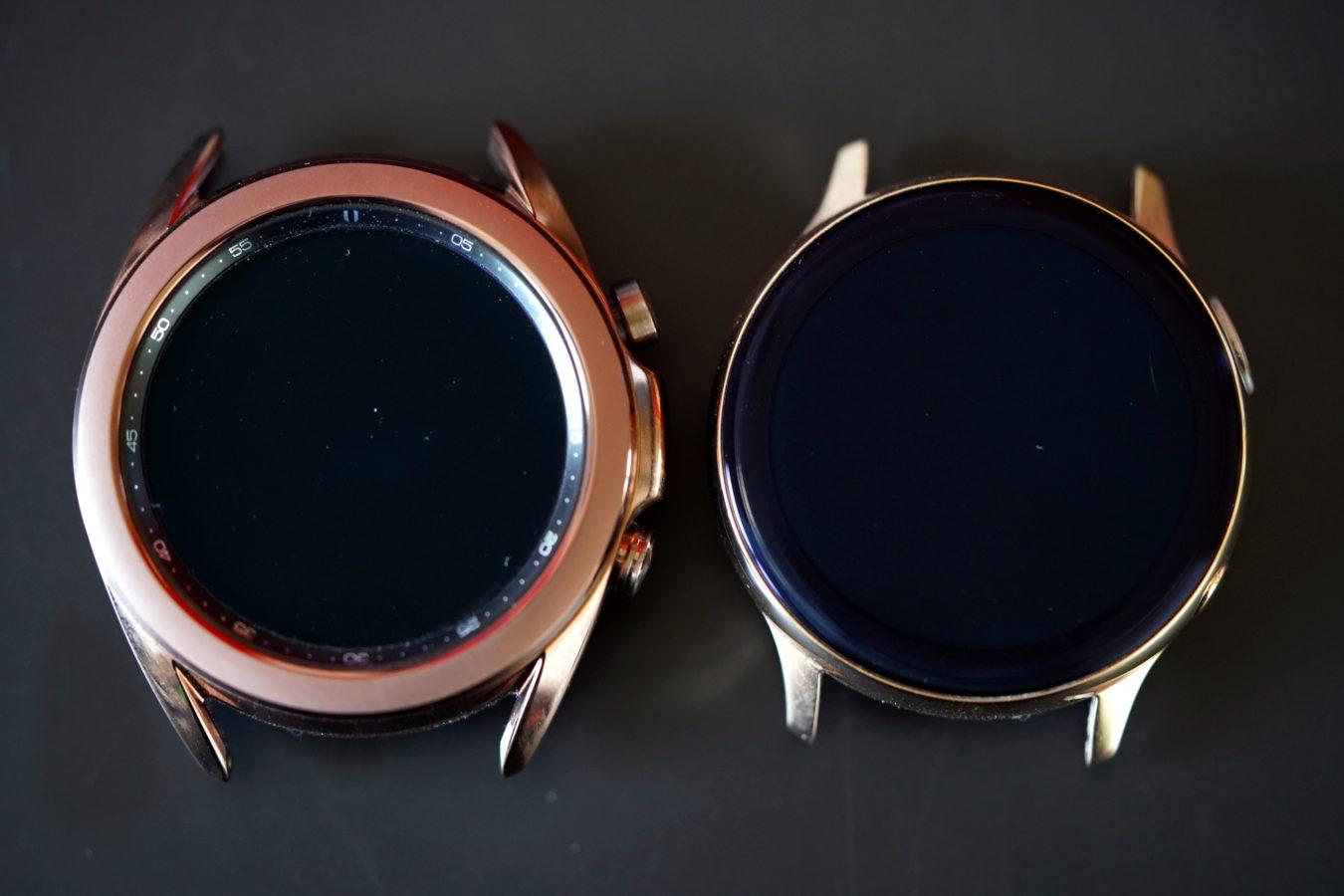 Chciałabym, żeby działał dłużej - taki jest fajny. Recenzja Samsung Galaxy Watch 3 33 samsung galaxy watch 3