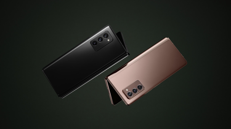 składany smartfon Samsung Galaxy Z Fold 2 5G foldable smartphone