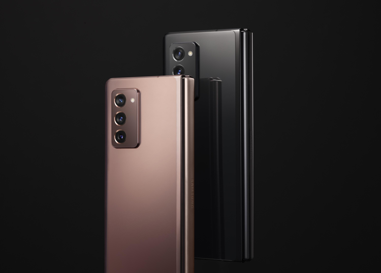 składany smartfon Samsung Galaxy Z Fold 3 zaoferuje podobne aparaty, jak w modelu Galaxy Z Fold 2