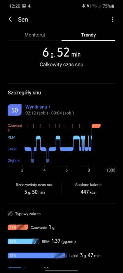 Chciałabym, żeby działał dłużej - taki jest fajny. Recenzja Samsung Galaxy Watch 3 54 samsung galaxy watch 3