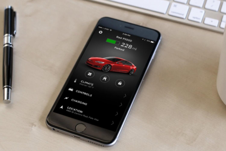 Oficjalna aplikacja Tesli już po polsku. Ponadto, można wygrać Model Y