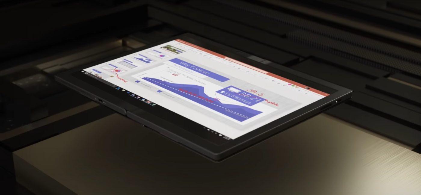 Lenovo podkreśla, że ThinkPad X1 Fold z elastycznym ekranem będzie ważyć mniej niż 1 kg 19 Lenovo