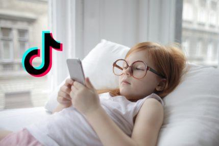 TikTok to potężny serwis... dla dzieci. Co trzeci jego użytkownik w USA ma 14 lat lub mniej 19