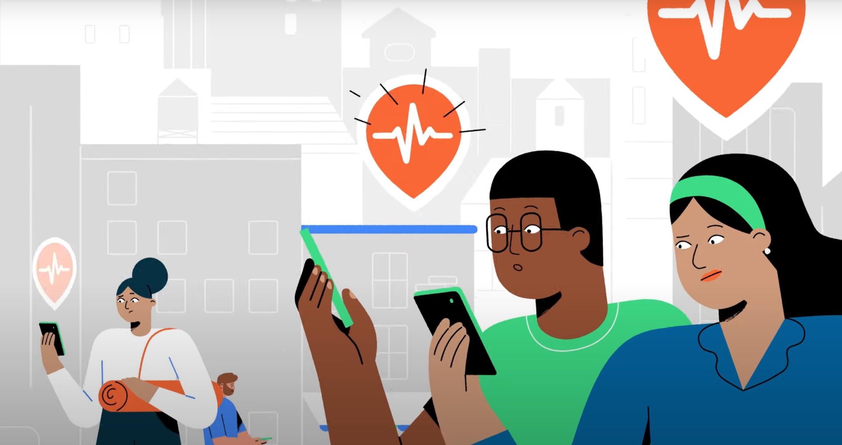 Połączone smartfony z Androidem posłużą jako gigantyczny sejsmograf