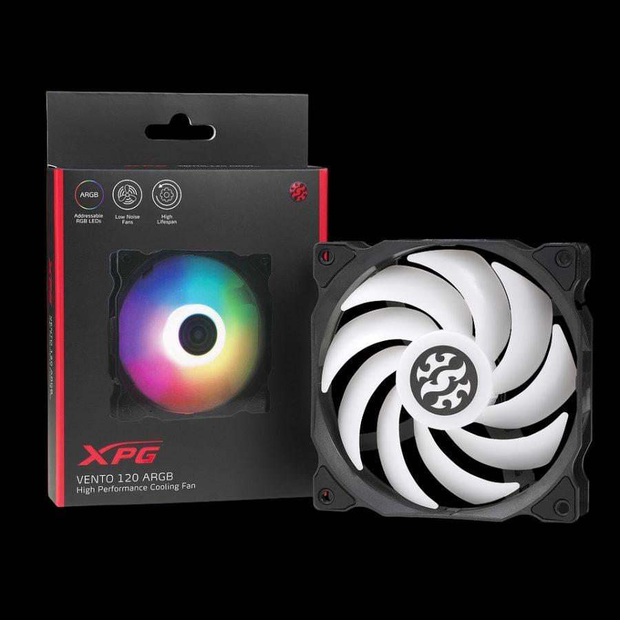 XPG prezentuje nowości dla graczy: zasilacze, wentylatory oraz oświetlenie LED
