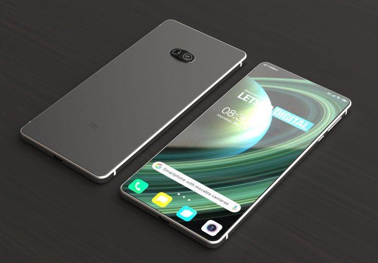 Dziwne, ale może się udać. Xiaomi projektuje smartfon z ruchomym aparatem fotograficznym