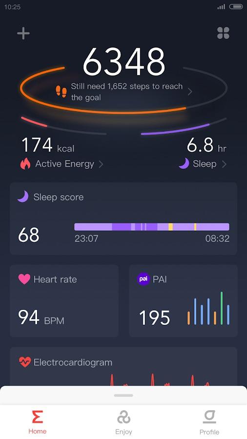Zegarki Amazfit doczekały się odświeżenia aplikacji zarządzającej smartwatchem 22 amazfit