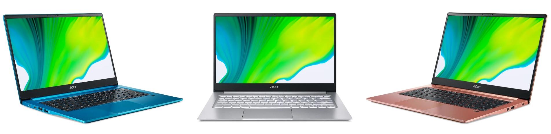 Acer Swift 3 SF314-59 laptop